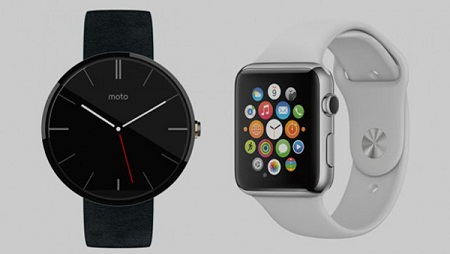 relojes Android wear de Google
