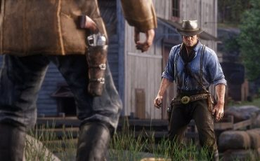 Avance de Red Dead Redemption 2 para PS4 y Xbox One